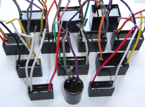 Ceiling Fan Capacitors We Retail Replacement Capacitors